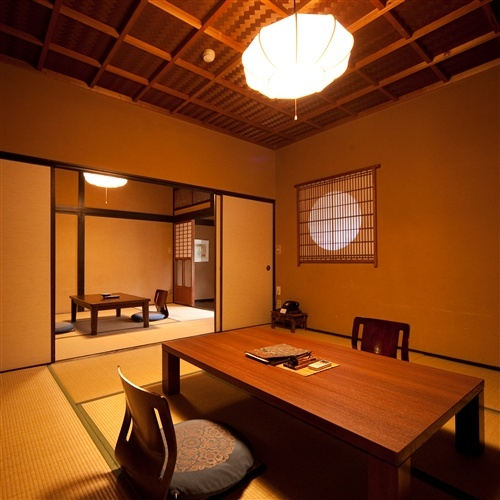 Annex Japanese-Style Room with Cypress Bath