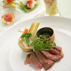 北海道の旬の素材を使った料理も楽しみ