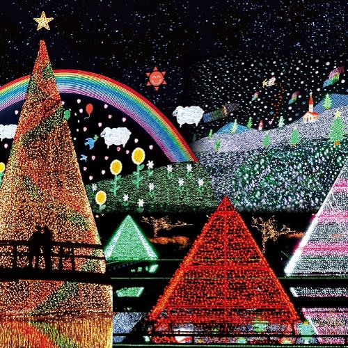 あしかがフラワーパークのイルミネーションを2人名で楽しむ☆ クリスマスプラン☆朝食付き