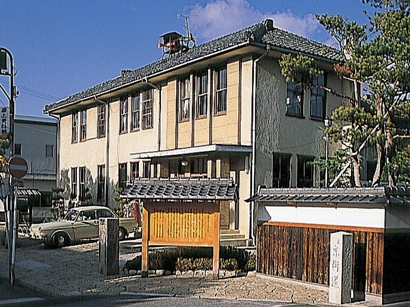 1近江八幡市立資料館写真