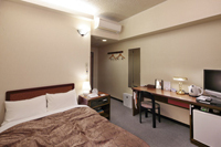 Main Building Standard Semi-Double Room for Couples Only