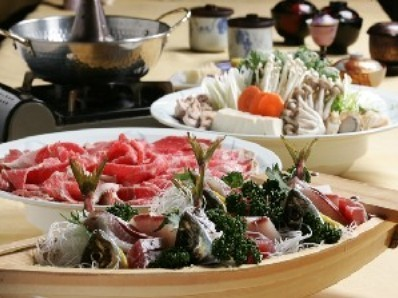 all you can eat   syabusyabu  or  sukiyaki