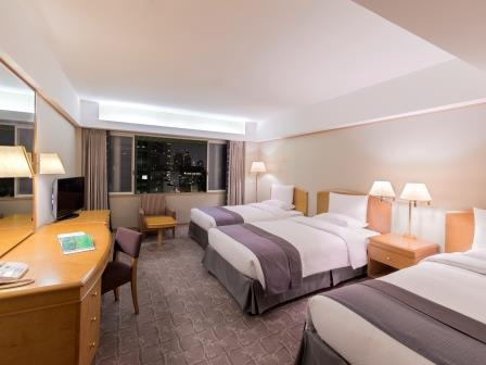 Standard Triple Room 36 to 40 Sq M