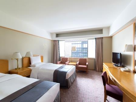 Annex Standard Twin Room 31 to 35 Sq M