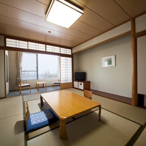Standard Ocean View Japanese-Style Room Non-Smoking