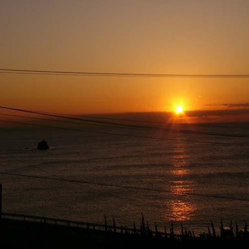 【景色&温泉イチオシ!】 海が目の前の宿☆納得素泊まりプラン
