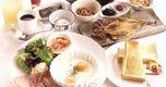 定食スタイルNo.1朝食