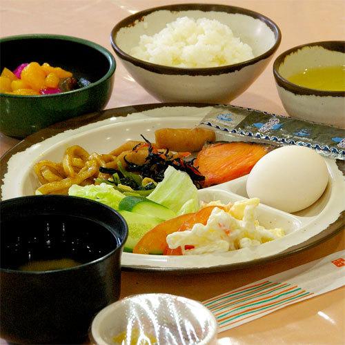 【通年】朝食和食バイキングのサービス付きプラン!(1泊朝食付)