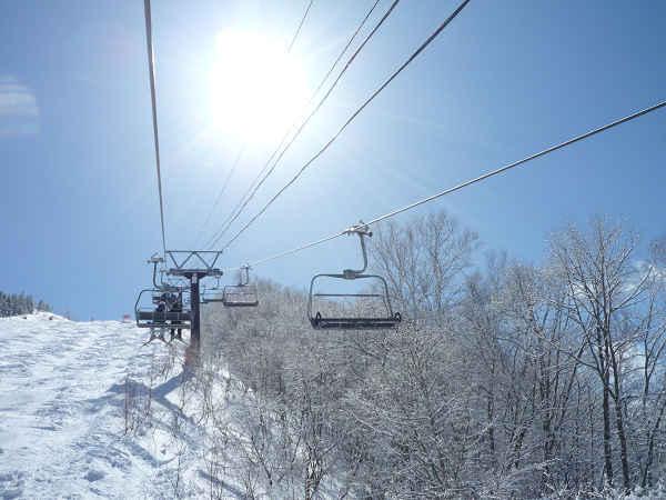 お待たせしました。Ski☆ Board初すべり!スキーに感謝。雪に感謝。雪がなければキャンセル料無料