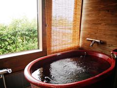 3室限定の展望風呂