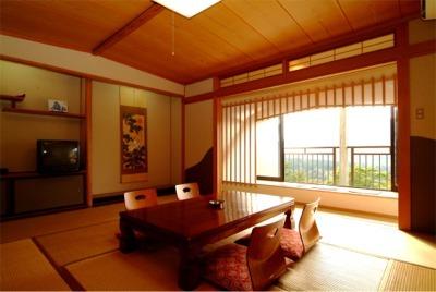 和室例 全室富士山眺望あります。