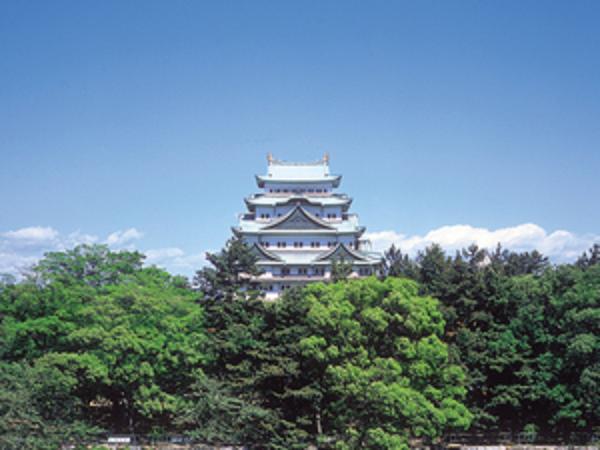 【直前割】名古屋城が見えるお部屋☆素泊まり