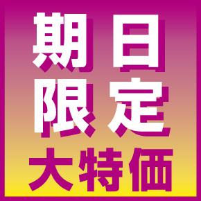【期日限定】現金特価★★バリュープラン♪♪≪食事なし≫