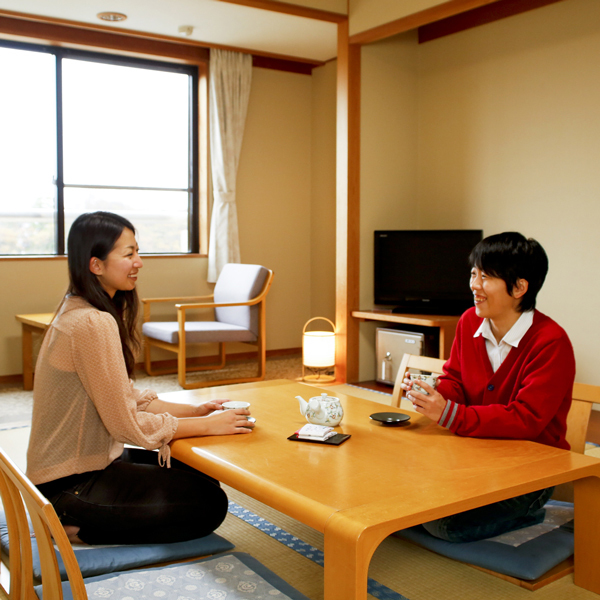 Main Building Standard Ocean View Japanese-Style Room 16 to 20 Sq M