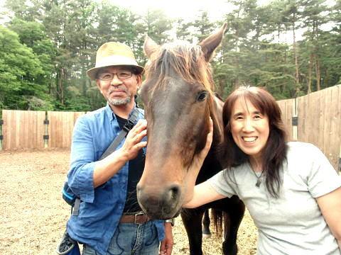 初めての方に!優しいお馬さんの上から八ヶ岳の自然を!森林トレッキングオプショナルプラン♪