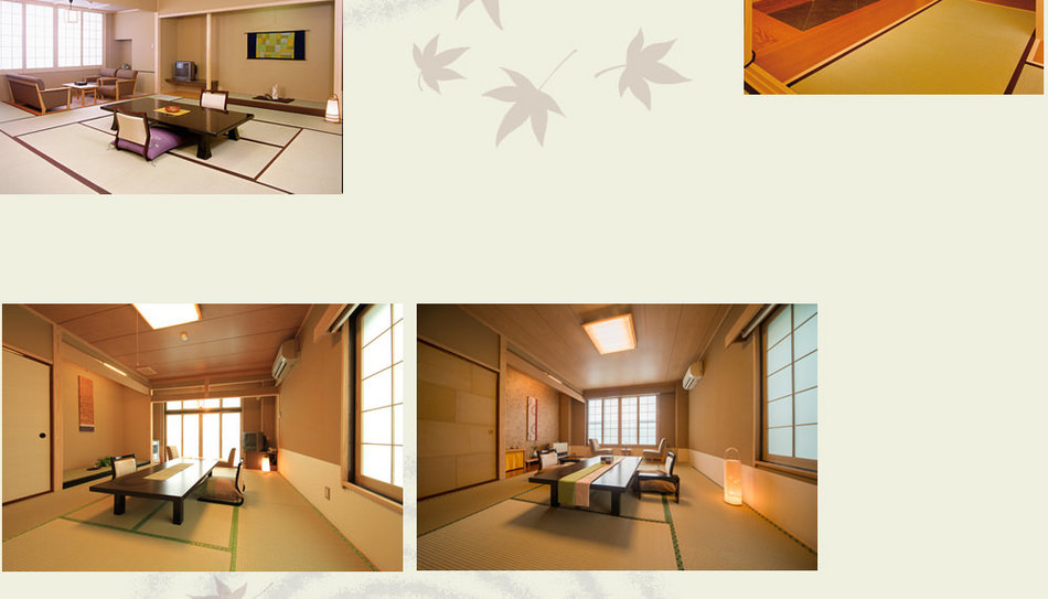 特別室檜風呂付き客室2