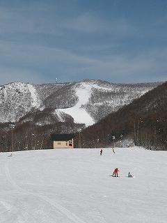 スキー・スノボー!会津高原!ゲレンデで満喫スキー三昧プラン
