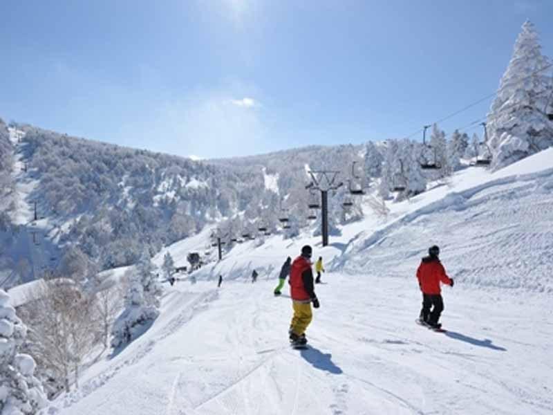 北志賀小丸山スキー場 1