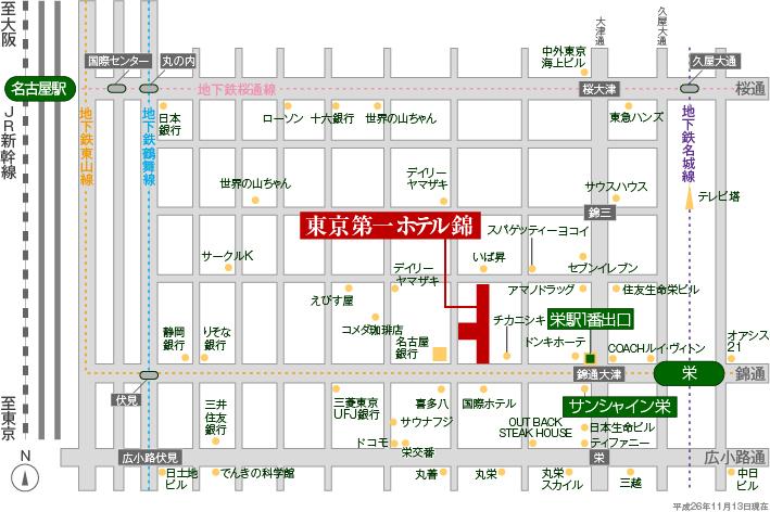 公共交通機関マップ