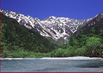 アルパイン ミズシロ 中部山岳国立公園 の新緑【楽天トラベル】