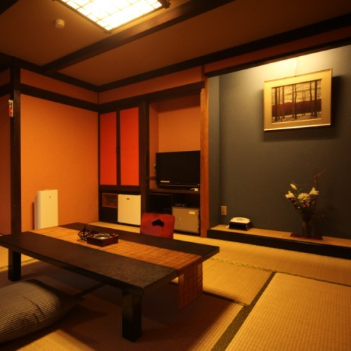 MAIN BUILDING  MOUNTAIN VIEW JAPANESE STYLE ROOM