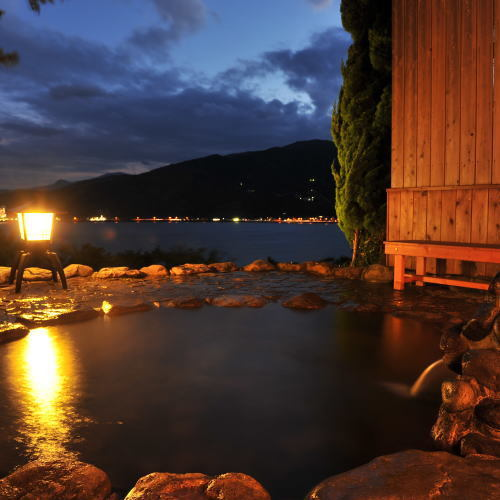 ONSEN(Hot Spring)!Gourmet Plan