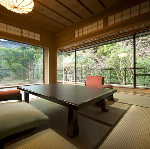 State Guest House Japanese-Style Room with Private Open-Air Bath
