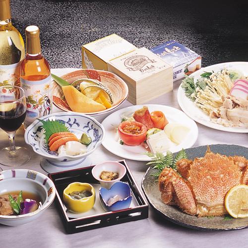 二人だけの時間☆選べる夕食付       【ペアプラン】