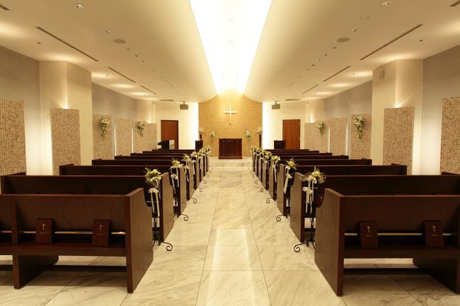 CHAPEL WEDDING 教会式