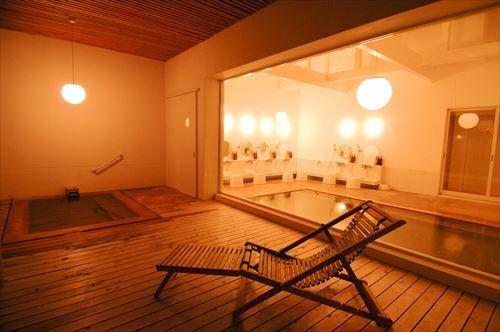 【素泊りプラン】温泉・岩盤浴も入れて☆館内もきれいで☆和室でゆったり 全館禁煙 ビジネス歓迎