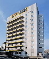 スーパーホテル八戸天然温泉店舗写真