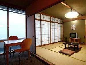 Ocean View Japanese-Style Room