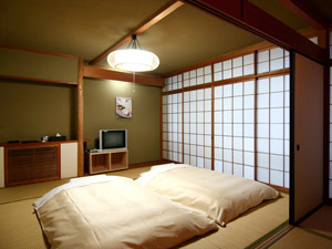 Ocean View Japanese-Style Room 21 to 25 Sq M