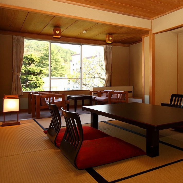 Standard WITH VIEW BATH Japanese-Style Room 16 to 20 Sq M