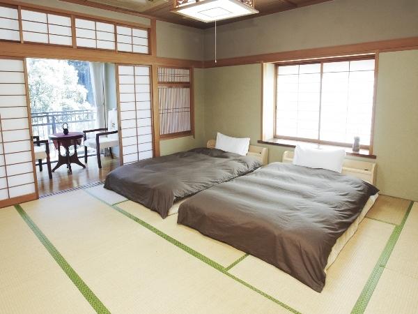 ≪前日予約OK≫大阪から車で50分☆素泊まりで温泉満喫♪