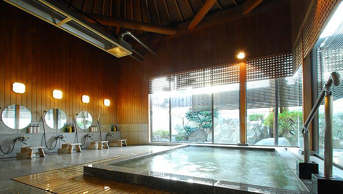 大浴場(露天風呂付き)