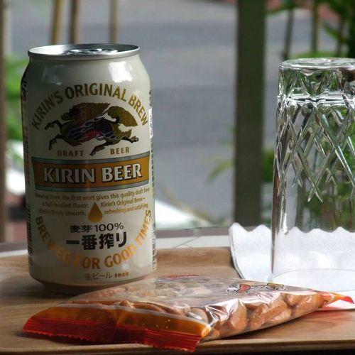 """【プチご褒美】お風呂上がりの""""ギンギン""""に冷えたビールが旨い!★缶ビール&プチおつまみ付きプラン★"""
