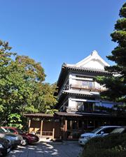 草津ホテルの外観