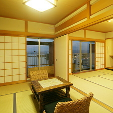 Spacious Room with Private Open Air Hot Spring