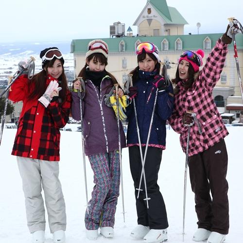 滑雪PLAN