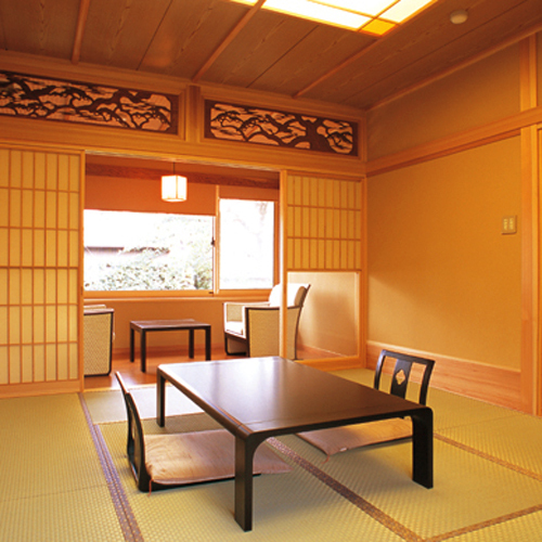 EXECUTIVE GARDEN VIEW JAPANESE STYLE ROOM FOR COUPLE ONLY