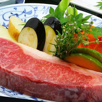 ご当地牛オリーブ牛を食べよう「鉄板焼ボンヌ・シャンス」豪快なパフォーマンスを楽しもう