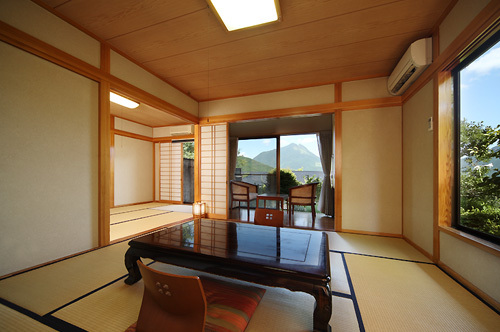 Annex Standard Japanese-Style Room with Private Open-Air Bath