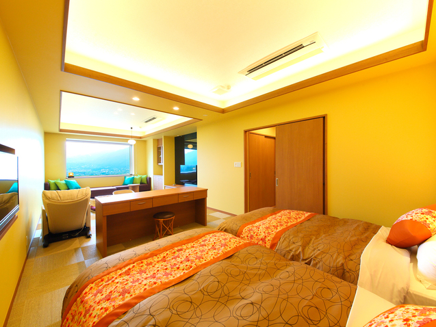 Main Building Standard Scenic View Semi Western-Style Room