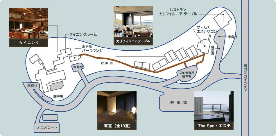 敷地マップ