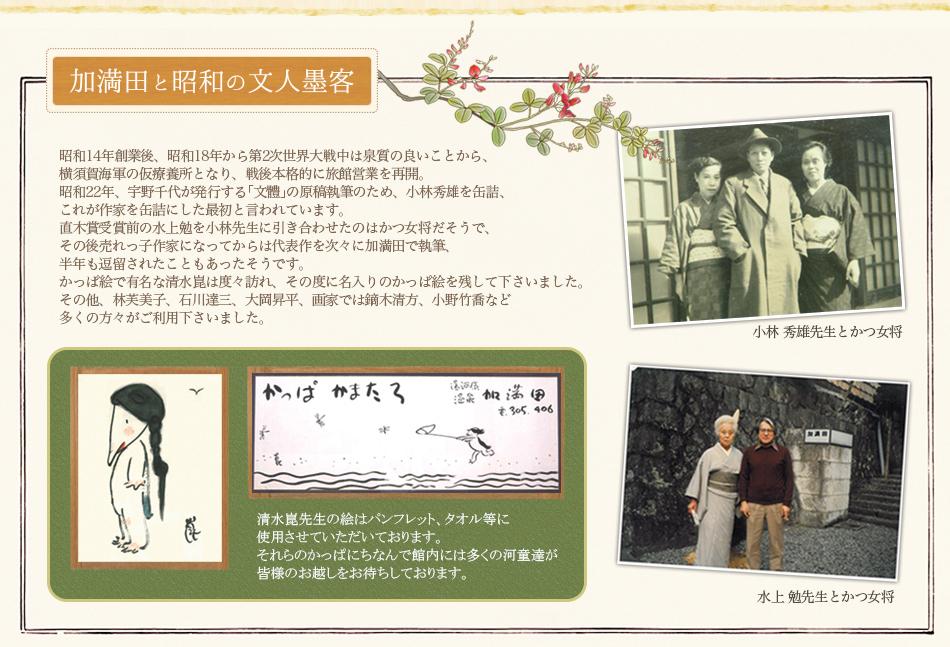 加満田の歴史