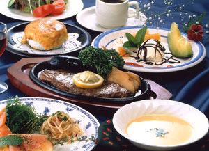 【50歳以上限定】の割引特典つき宿泊プラン<ステーキ洋食コース>ツインルーム 現金特価