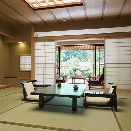 Japanese-Style Room with Private Open-Air Bath