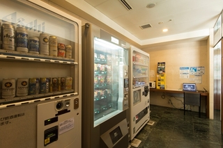 【館内】自動販売機コーナー(1階)