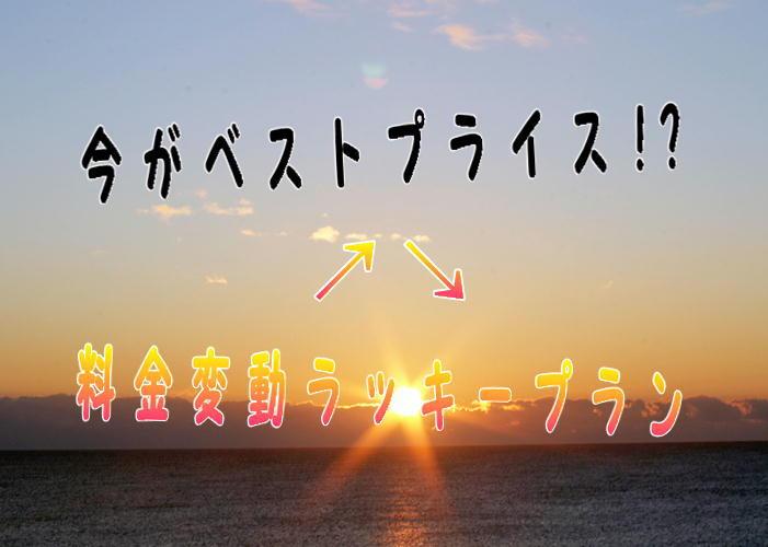今がチャンス!?料金変動【ネット限定ラッキープラン】〜素泊〜《現金特価》